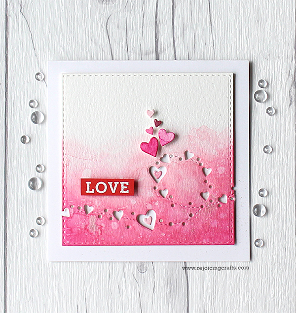 Sss Pink Valentine S Day Cards Rejoicingcrafts
