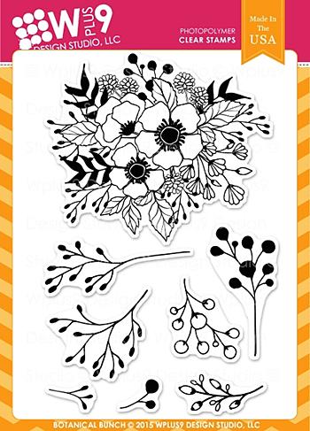 WPlus9-BotanicalBunch-Stamp